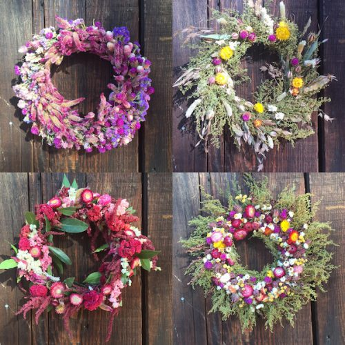Full Belly Farm | Wreath Workshop