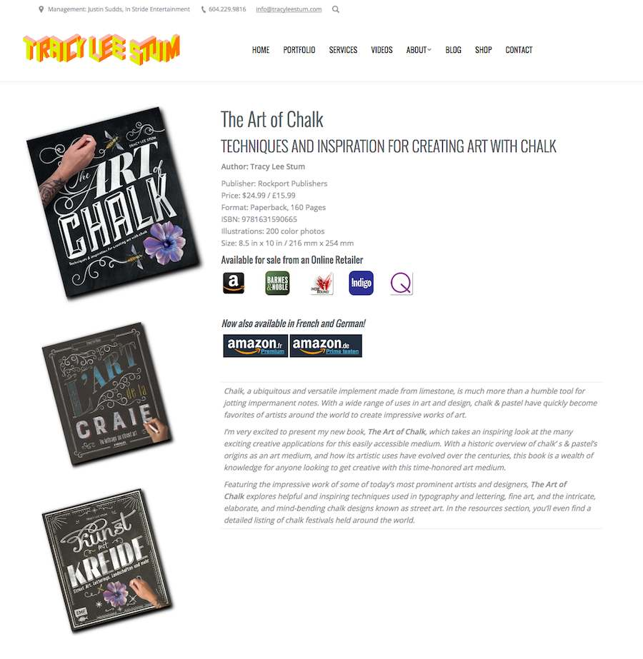 Tracyleestum_book